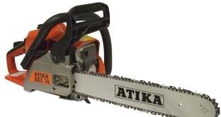 Atika 302326 Benzin-Kettensäge BKS38