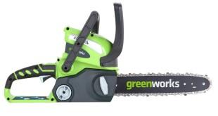 Greenworks Tools 20117 40V Akku-Kettensäge 30cm