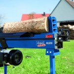 Scheppach Holzspalter T650 incl. Unterbau